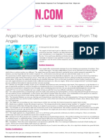 Angel Numbers Number Sequences From The Angels Doreen Virtue - Mojan.pdf