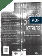 Classificaçao Constitucional Dos Tributos