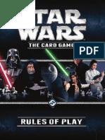 Star Wars the Card Game Rulebook