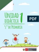 Pri5 Unidad de Aprendizaje