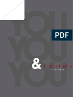 Catálogo General  de Gaya Fores 2018