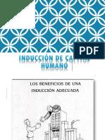 Inducción de Capital Humano