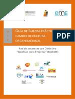 Guia Buenas Practicas Cambio Cultura Organizacional Para Diagnostico....