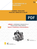 Sesion 3 Positivismos y Estrcturalismo