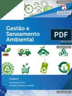 Gestao Saneamento Ambiental u4 s1