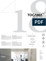 Catalogo General Togama 2018