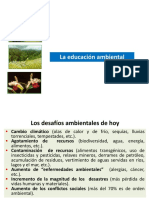 UCV Domingo 20 Setiembre.4 Educación Ambiental