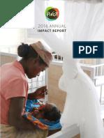 PIVOT 2016 Impact Report
