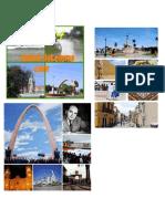 Diferentes imagenes de ciudades