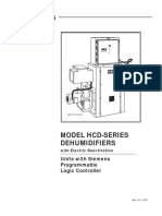 Munster Secador Cava HCD Electric Manual