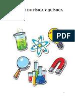 Trabajos fisica y quimica