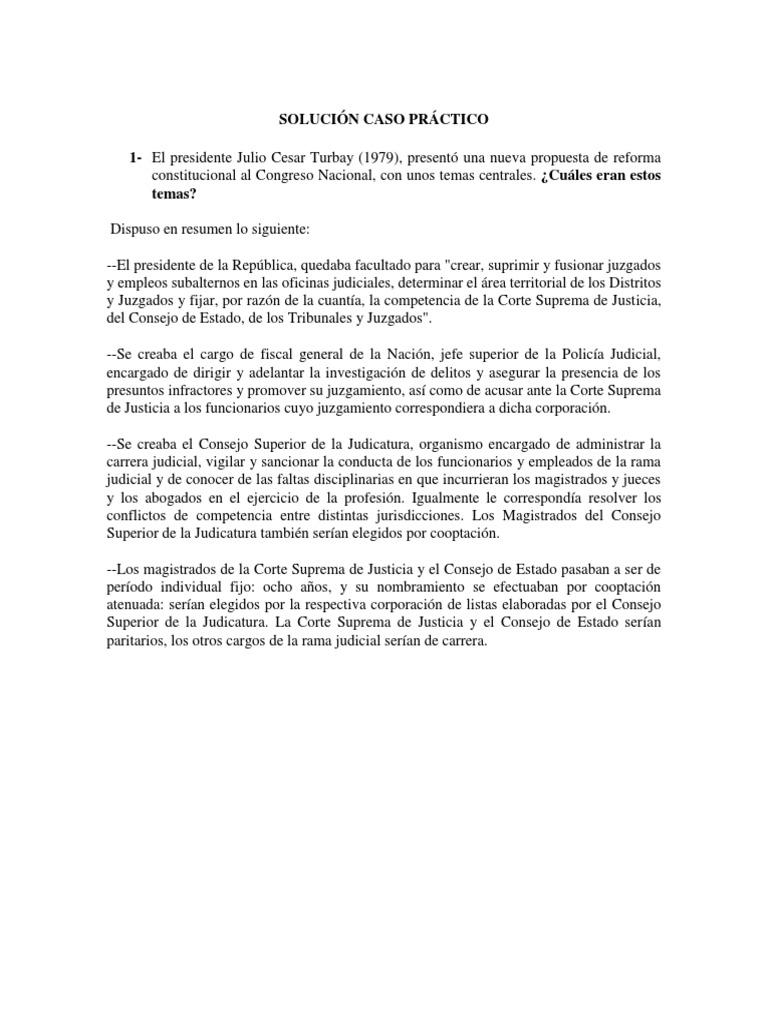 Caso Práctico Unidad 1 constitucion y democracia uniasturias