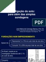 Eng Jos Maria de Camargo Barros IPT