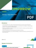 VMware Horizon 7 Tech Deep Dive - PDF En