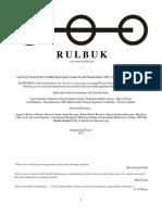 Dune - Rulbuk