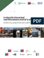 Libro La Migracion Internacional