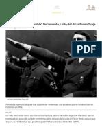 ¿Hitler Estuvo en Colombia_ _ BLU Radio