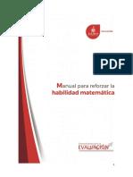 MANUAL 2016 Matemáticas Semáforo Rojo