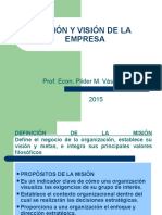 mision y vision de la empresa.ppt