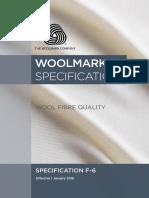 Wool Fiber Quality- Woolmark