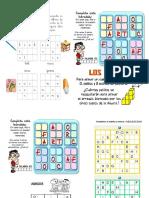 Sudoku de Letras