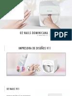 O2 Nails Dominicana