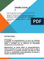 Emprendedurismo Social y Comunitario-ponencia