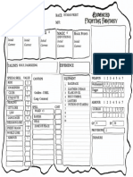 Priest- Ribasa Aff Character Sheet