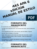 Normas Apa 6 Edicion