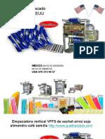Maquinas Empacadoras y Equipos de Envasado en Mexico y Estados Unidos http://www.maquinas.empacadoras.org