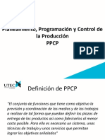 PPCP Definiciones