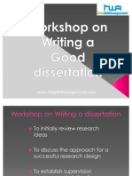 Writing a good dissertation_helpwiththesis