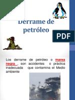 Derrame de Petróleo NT1-NT2