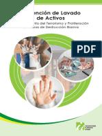 Brochure sobre Prevención de Lavado de Activos