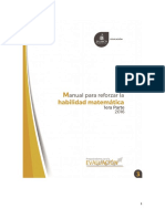 Manual de Matemáticas Semáforo Amarillo