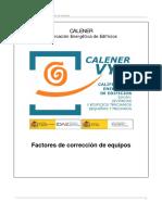 Calener-Vyp Factores c. e