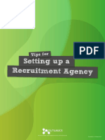 Tips for Setting Up a Recruitment Agency