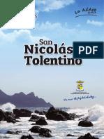 Programa Fiestas La Aldea 2017