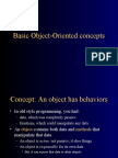 Object Concepts