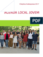 Agenda Local Jovem JS Amarante 2017