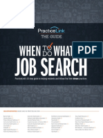 Job Search Guide for Physicians