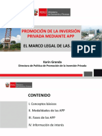 S2 Marco Legal de Las APP