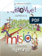 Tematica de Pascua -Misiones