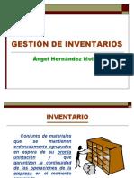 Clase Inventarios b