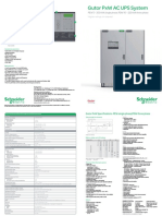 Gutor PxW AC UPS System 5 220 KVApdf