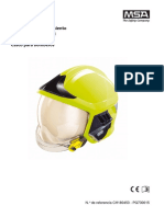 Manual de Funcionamiento Casco Gallet F1 XF