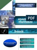 Sensores de Viscosidad