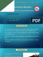 Tema 18. Yacimientos Minerales Tipo Cordillerano