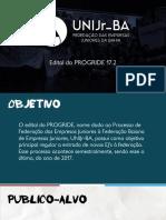 [Unijr-ba]Edital Do Progride 17.2