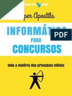 Capa Apostila de Informática CV
